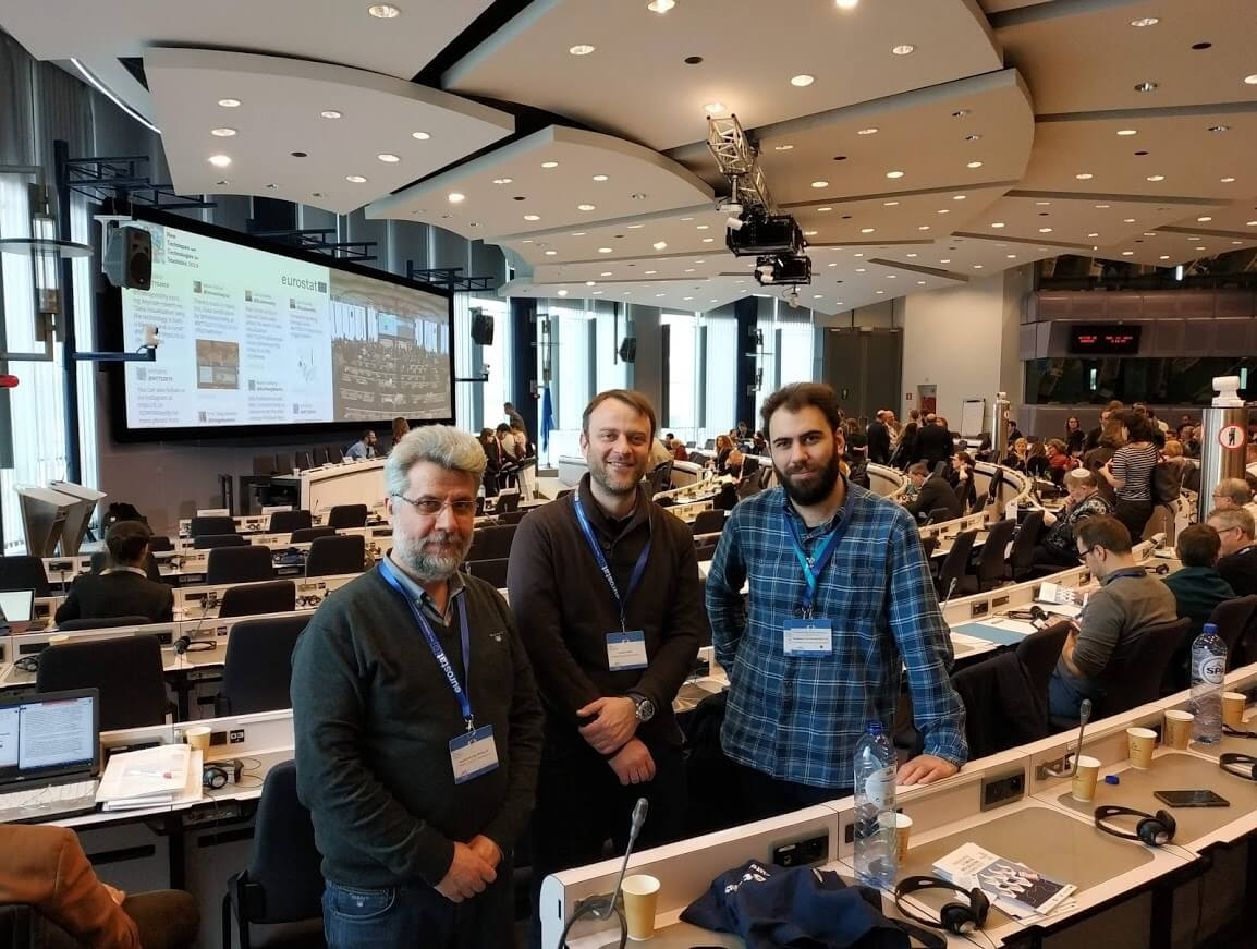 The European Big Data Hackathon was successfully completed with the help of BigO!