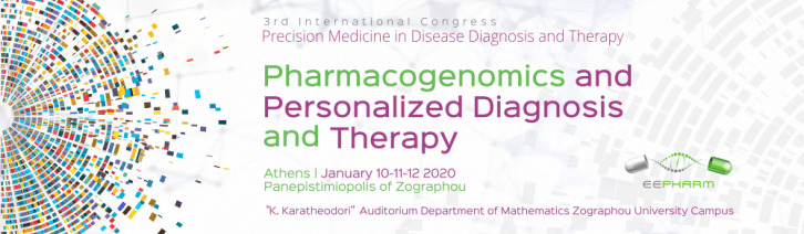 3rd International Congress on Pharmacogenomics and Personalized Diagnosis and Therapy