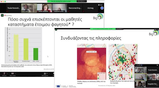 Webinar municipality greece